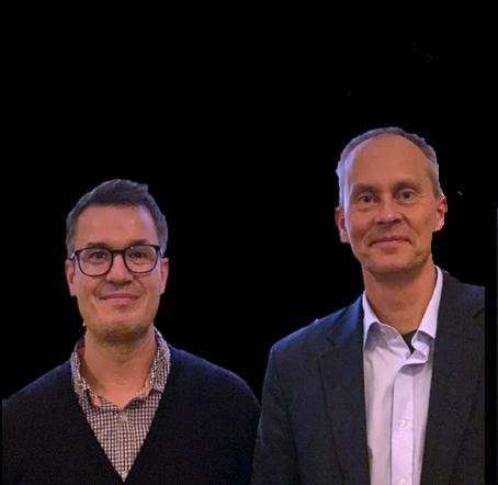 Michael Beligiannis og Kim Oechsle